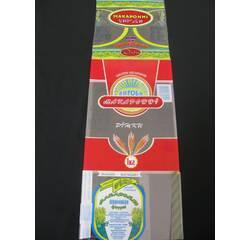 Упаковка для харчових продуктів групи Макаронні вироби