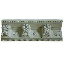 Wide gypsum cornice Ко/064