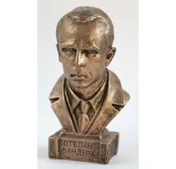 Gypsum figurine Stepan Bandera