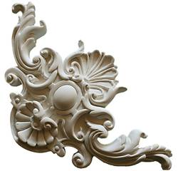 Gypsum moulding decoration Де/123