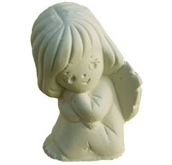 "Gypsum toy ""Angel"""