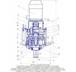 Мотор-редуктор МР2-500 купить в Украине