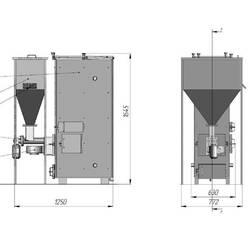 Котел водогрейный КВТ-35 купить в Украине