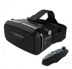 Окуляри віртуальної реальності VR SHINECON + пульт купити у Львові