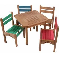 Столик та стільці купити у Луцьку