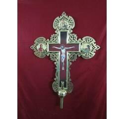 Запрестольний хрест №5