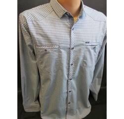 Мужские рубашки с длинным рукавом.