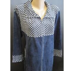 Жіночі халати з велюру оптом.