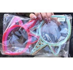 Єдиноріг пластик кольоровий
