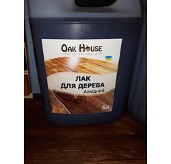 Лак для дерев'яних меблів, 5 л купити в Луцьку
