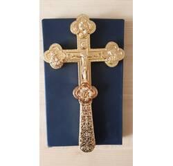 Крест в руку 21 х 12см