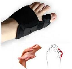 Бандаж-шина помогает избавится от косточки на ноге, вальгусная деформация. левая