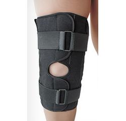 Бандаж для коленного сустава неопреновый на металических шарнирах M