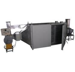 Сушильная камера для мяса, рыбы, морепродуктов