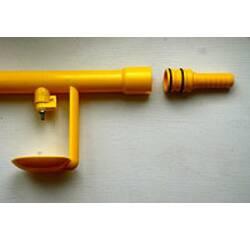 Перехідник на шланг (для модуля) ніпельного напування