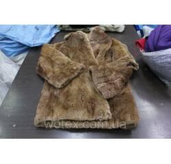 Секонд хенд, Натуральный мех жен зима Англия