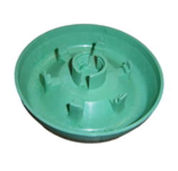 Годівниця-поїлка для курчат універсальна під склобанку/ПЕТ пляшку (БК-7)