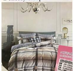 Двухспальный  фланелевый комплект постельного белья