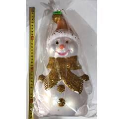 Ялинкові іграшка Сніговик