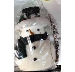 Сніговик під ялинку ручної роботи