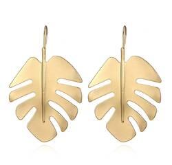 Серьги Abbelin золотистые CA170