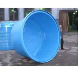Басейн круглий для риборозведення об'ємом 3,8 м3, поліпропілен