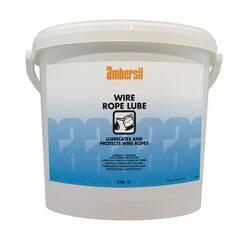 Полужидкая смазка для стальных канатов Wire Rope Lubricant (5 кг)
