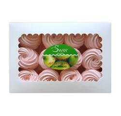 Зефір  Яблучний (рожевий)  фасований