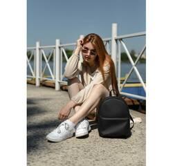 Жіночий рюкзак Sambag Este MB чорний