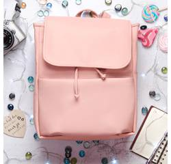 Женский рюкзак Sambag Loft BAa пудра