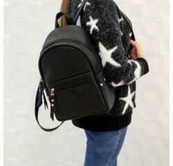 Жіночий рюкзак Sambag Dali LHe чорний