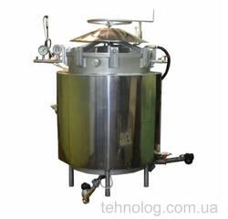 Промислові водяні автоклави для консервування