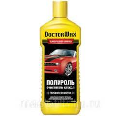 DW5673 Поліроль-очиститель стекла, фар DoctorWax 300мл