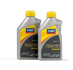 Трасмиссионная олива YUKO TRANS 75w90 (GL - 4)