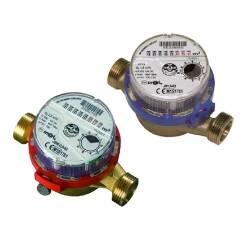Лічильник води механічний JS Smart+