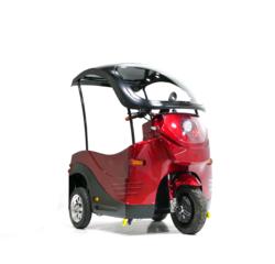 Электрический скутер для инвалидной коляски MIRID W4018