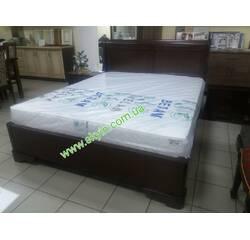 Дерев'яне ліжко Луї Філіпе