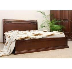 Ліжко Шопен з дерева класичний стиль