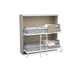 Двох'ярусне Шафа-ліжко MOON