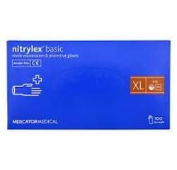Рукавиці Nitrylex Basic XL