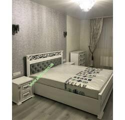 Спальний гарнітур Лорен з масиву ясеня