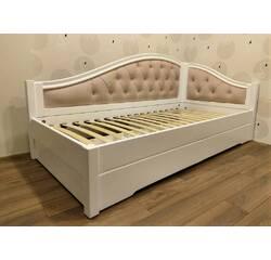 Дитяче дерев'яне ліжко Полу софа