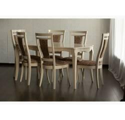 Комплект стіл і стільці Маркіз з дерева