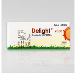 ВІТАМІН D3 DELIGHT 2000