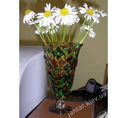 Янтарная ваза