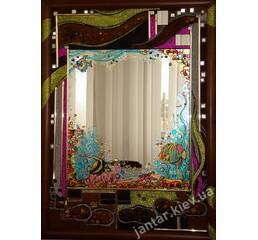 Янтарное зеркало