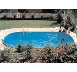 Овальний бaссейн Toscana 3.20 X 6.00 x 1.5 м