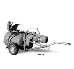 Пневматический транспортер стяжки с электроприводом Mixokret M 500 E