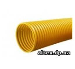 Труба дренажная гофрированная ПВХ с перфорацией Ø100 мм