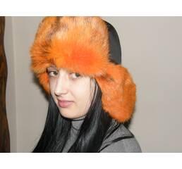 Жіночі хутряні шапки купити. Жіночий головний убір. - Товари ... b9ef5eefa2fc9